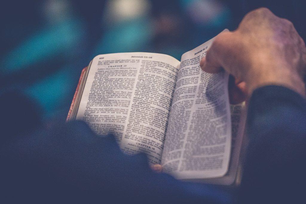 Open Bible Reading