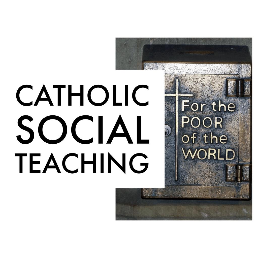 Catholic Social Teaching Header