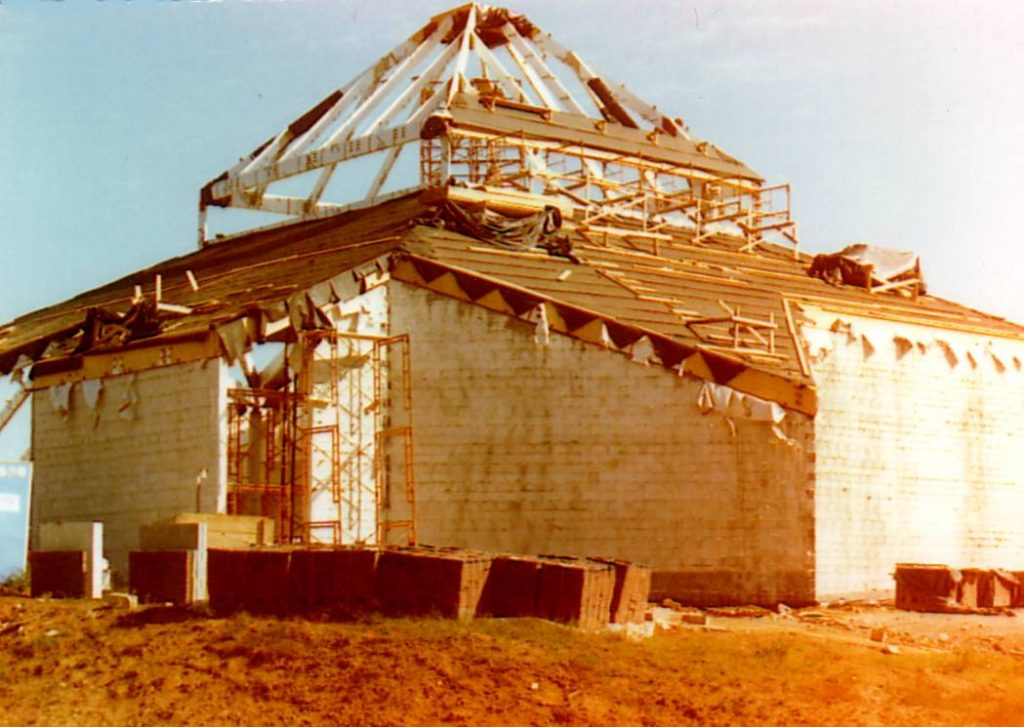 Church Under Construction Image