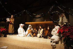 Transfiguration Children's Drama Image