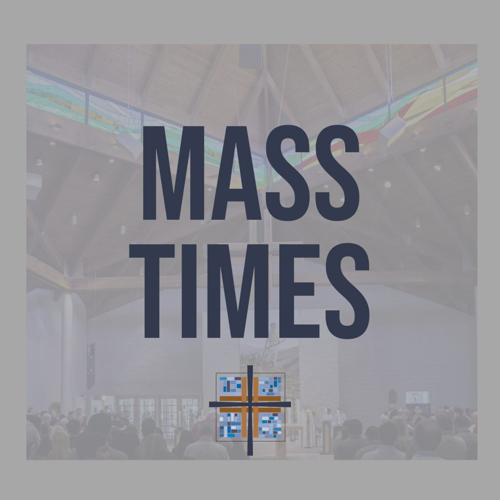 Daily Mass Time Change