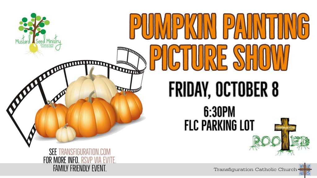 Pumpkin Painting Picture Show
